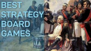 TOP-10 Best Strategy Board Games of All Time