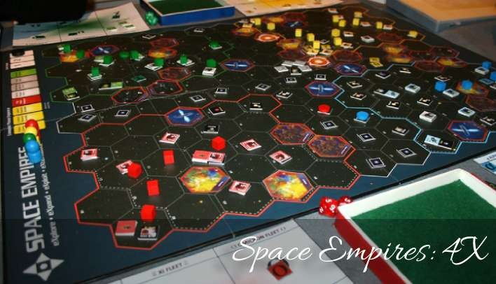 Space Empires: 4X (2011) — best space themed war