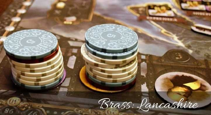 Best economic board game Brass Lancashire