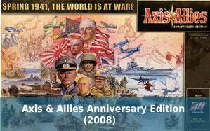 Axis & Allies Anniversary Edition (2008)