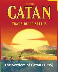 The Settlers of Catan (1995)