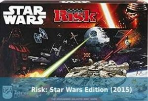 Risk: Star Wars Edition (2015)