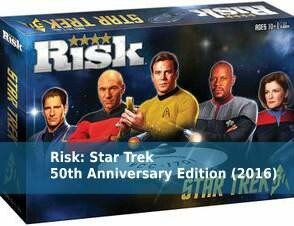 Risk: Star Trek 50th Anniversary Edition (2016)