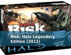 Risk: Halo Legendary Edition (2012)