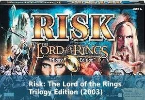 Risk: The Lord of the Rings Trilogy Edition (2003)