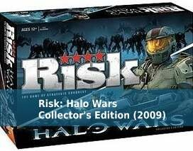 Risk: Halo Wars Collector's Edition (2009)