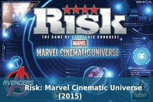 Risk: Marvel Cinematic Universe (2015)