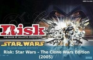 Risk: Star Wars – The Clone Wars Edition (2005)