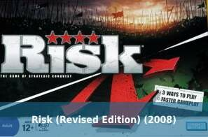 Risk (Revised Edition) (2008)