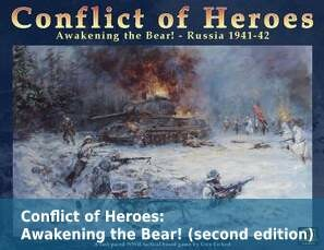 Conflict of Heroes: Awakening the Bear! (3Rd Edition) (2019)