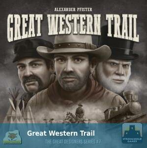 Great Western Trail (2016)