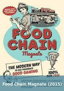 Food Chain Magnate (2015)